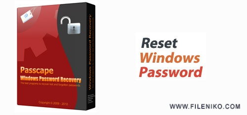 Passcape Software Reset Windows Password - دانلود Passcape Reset Windows Password 7.0.5.702 Advanced Edition ریست کردن پسورد ویندوز
