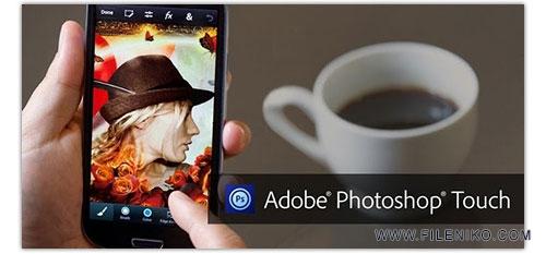 Photoshop Touch - دانلود Photoshop Express Premium  آخرین ورژن فتوشاپ برای اندروید