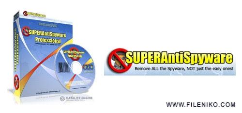 SUPERAntiSpyware Professional - دانلود SUPERAntiSpyware Professional 6.0.1262  نرم افزار ضد جاسوسی