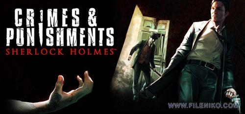 Sherlock Holmes Crimes and Punishments - دانلود بازی Sherlock Holmes Crimes and Punishments برای PC