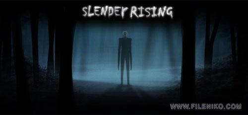 Slender Rising - دانلود Slender Rising 1.03 :: بازی ترسناک طلوع سلندر برای اندروید به همراه دیتا ::