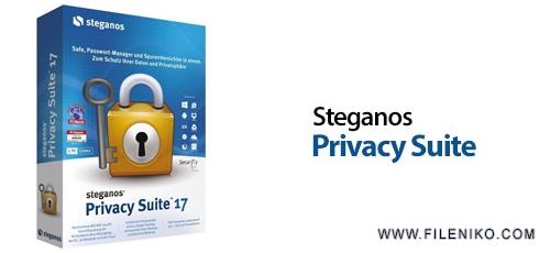 Steganos Privacy Suite - دانلود Steganos Privacy Suite 20.0.6-12432  رمزگذاری و ایمن سازی ارتباطات روزانه
