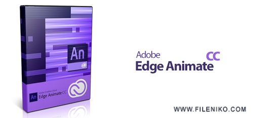 adobe edge cc - دانلود Adobe Edge Animate CC 2015 6.0.0.400  طراحی صفحات وب به صورت متحرک