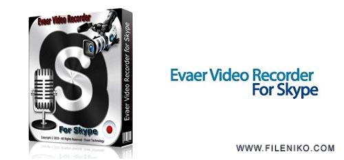 evaer - دانلود Evaer Video Recorder For Skype 1.8.5.16  ضبط تماس صوتی و تصویری Skype
