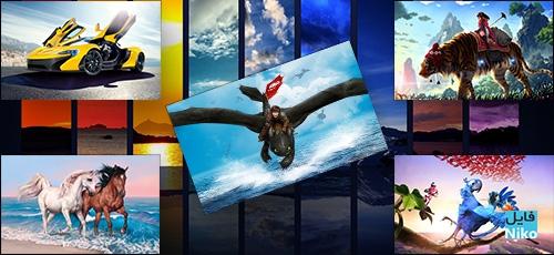 1 1 - دانلود HD Mixed Wallpapers مجموعه 133 والپیپر جذاب با موضوعات مختلف