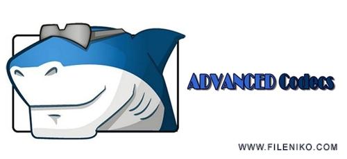 ADVANCED Codecs - دانلود ADVANCED Codecs 5.6.2 for Windows 7 / 8 / 10  کدک های ویندوز 7 و 8 و 10