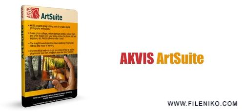 AKVIS ArtSuite - دانلود AKVIS ArtSuite 10.0.2465.9918  پلاگین ویرایش و روتوش عکس