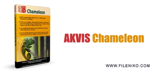 AKVIS Chameleon - دانلود AKVIS Chameleon 8.5.1759  پلاگین فتوشاپ AKVIS Chameleon