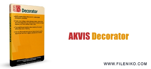 AKVIS Decorator - دانلود AKVIS Decorator 3.0.558.8668  پلاگین مونتاژ عکس