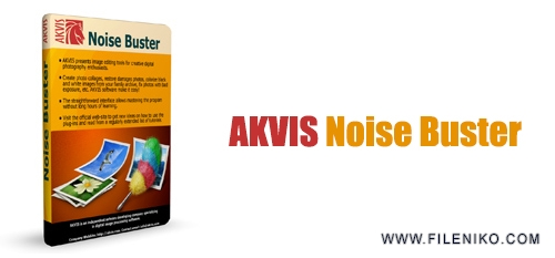 AKVIS Noise Buster - دانلود AKVIS Noise Buster 10.1.2954.14257  کاهش نویز در عکاسی دیجیتال
