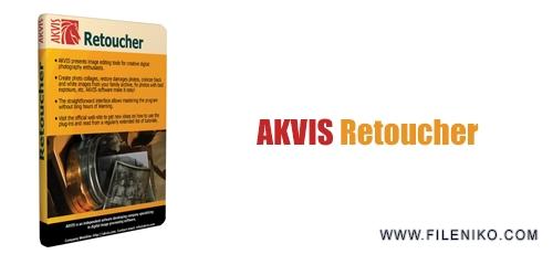 AKVIS Retoucher1 - دانلود AKVIS Retoucher 6.0.942.9778  روتوش و بازسازی تصاویر قدیمی