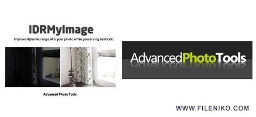 Advanced Photo Tools IDRMyImag - دانلود Advanced Photo Tools IDRMyImage 2.2  پلاگین تنظیم نور تصاویر در فتوشاپ