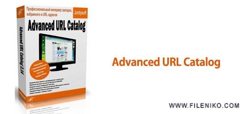 Advanced URL Catalog - دانلود Advanced URL Catalog 2.36  مدیریت و نگهداری از آدرس های اینترنتی مورد علاقه