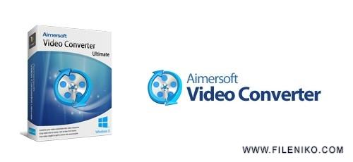 Aimersoft Video Converter 500x230 - دانلود Aimersoft Video Converter Ultimate 11.0.0.198 مبدل فایل ویدئویی