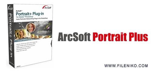 ArcSoft Portrait Plus - دانلود ArcSoft Portrait Plus 3.0.0.402  رتوش و زیباسازی چهره
