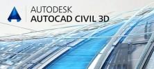 Autodesk AutoCAD Civil 3D 222x100 - دانلود Autodesk AutoCAD Civil 3D 2020  اتوکد شهرسازی