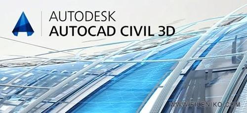 Autodesk AutoCAD Civil 3D 500x230 - دانلود Autodesk AutoCAD Civil 3D 2020  اتوکد شهرسازی