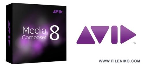 Avid Media Composer - دانلود Avid Media Composer 8.5.0  ویرایش مالتی مدیا