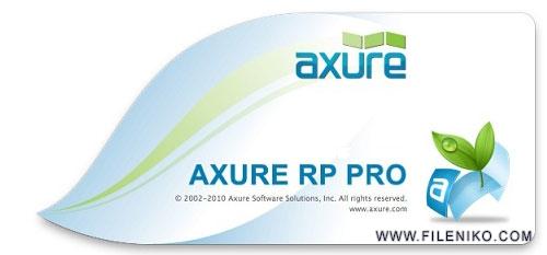 Axure RP - دانلود Axure RP 9.0.0.3647 All Edition نمونه سازی وب سایت