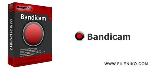Bandicam 500x230 - دانلود Bandicam 4.5.5.1632  فیلم برداری از محیط بازی ها و فیلم ها