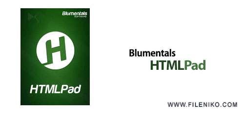 Blumentals Rapid HTMLPad - دانلود Blumentals Rapid HTMLPad 15.3.0.205  طراحی وب سایت