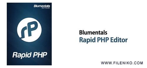 Blumentals Rapid PHP Editor - دانلود Blumentals Rapid PHP Editor 2018.15.3.0.205  ویرایش فایل PHP