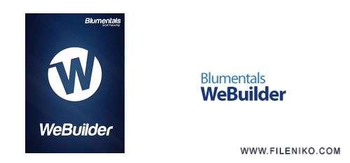 Blumentals WeBuilder - دانلود Blumentals WeBuilder 15.3.0.205  ویرایشگر کدها