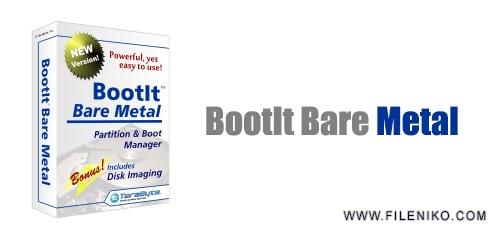 BootIt Bare Metal - دانلود TeraByte Unlimited BootIt Bare Metal 1.58 پارتیشن بندی و مدیریت بوت سیستم عامل