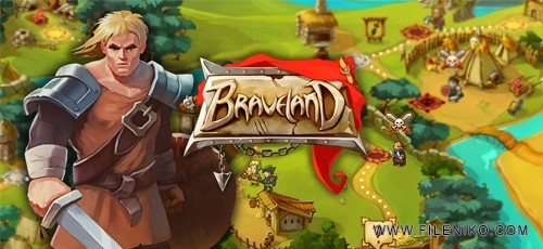 Braveland 500x230 - دانلود Braveland v1.2.1 + data :: بازی استراتژیک برای اندروید به همراه دیتا ::