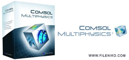COMSOL Multiphysics - دانلود COMSOL Multiphysics 5.5.0.359 شبیه سازی پروژه