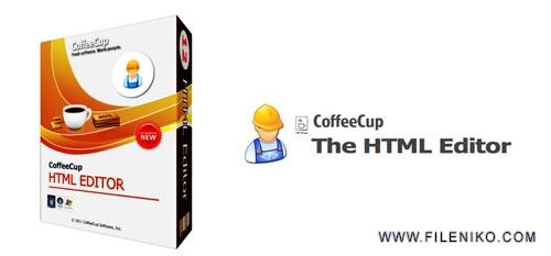 CoffeeCup HTML Editor - دانلود CoffeeCup HTML Editor 16.1.808  ویرایش و طراحی صفحات وب