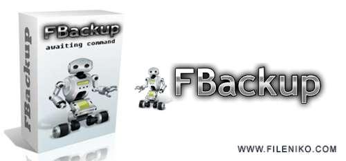 FBackup - دانلود FBackup FBackup 7.4.454  تهیه بکاپ از اطلاعات