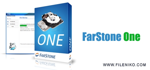 FarStone One Pro - دانلود FarStone One Pro 1.10.1 x86/x64  نرم افزار بکاپگیری از سیستم