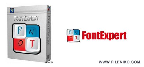 FontExpert - دانلود FontExpert 2016 14.0 Release 1  مدیریت و دسته بندی فونت ها