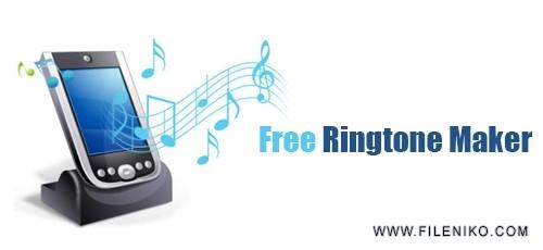 Free Ringtone Maker 500x230 - دانلود Free Ringtone Maker 2.4.0.2266  ساخت رینگتون برای موبایل