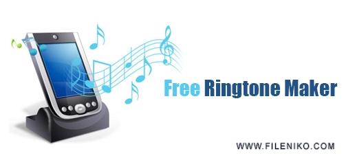 Free Ringtone Maker - دانلود Free Ringtone Maker 2.4.0.2266  ساخت رینگتون برای موبایل