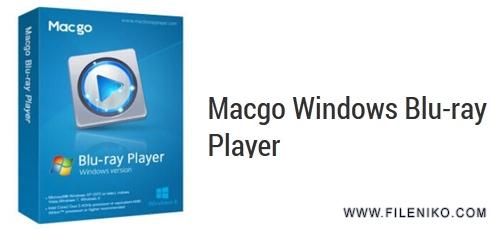 Macgo Windows Blu ray Player - دانلود Macgo Windows Blu-ray Player 2.17.4.3289  پلیر قدرتمند و بی نظیر