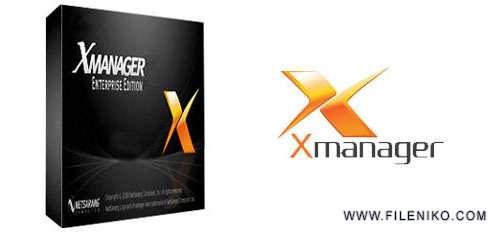 NetSarang Xmanager - دانلود NetSarang Xmanager Enterprise 5 Build 1249  نرم افزار کنترل سیستم های سرور از راه دور
