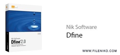 Nik software Dfine 500x230 - دانلود Nik software Dfine 2.112 Rev 20903 پلاگین کاهش نویز تصاویر در فتوشاپ