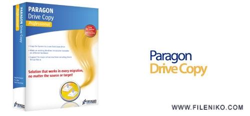 Paragon DriveCopy - دانلود  Paragon Drive Copy 15 Professional 10.1.25.779 x86/x64  بکاپگیری و کپی اطلاعات هارد