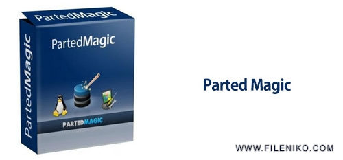 Parted Magic - دانلود Parted Magic 2019.09.03 پارتیشن بندی و مدیریت هارد