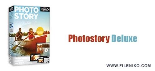 Photostory Deluxe 500x230 - دانلود MAGIX Photostory Deluxe 2020 v19.0.1.16 ساخت آلبوم تصویری