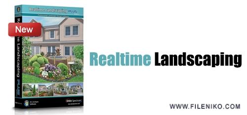 Realtime Landscaping - دانلود Idea Spectrum Realtime Landscaping Architect 2018  طراحی محیط های خارجی و محوطه های ساختمانی