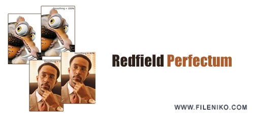 Redfield Perfectum - دانلود Redfield Perfectum 2.01 پلاگین روتوش عکس برای فتوشاپ
