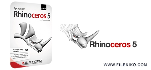 Rhinoceros - دانلود Rhinoceros 6.13.19058.00371 + V-Ray 4.00.01 نرم افزار طراحی ۳ بعدی به همراه V-Ray