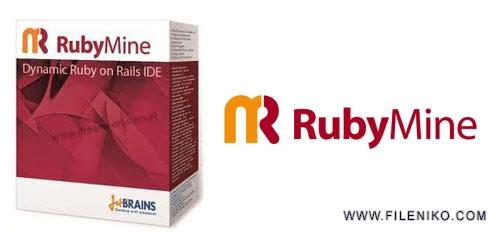RubyMine - دانلود JetBrains RubyMine 2018.3.3  برنامه نویسی به زبان روبی