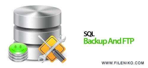 SQLBackupAndFTP - دانلود SQLBackupAndFTP Professional 10.2.9  تهیه بک آپ از پایگاه داده SQL