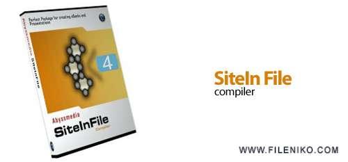 SiteInFile Compiler - دانلود SiteInFile Compiler 4.0.6.0  مبدل فایل های HTML به اجرایی