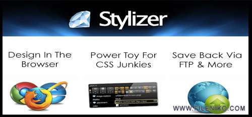 Skybound Stylizer - دانلود Skybound Stylizer 7.17.830.1411  ویرایش قالب های CSS