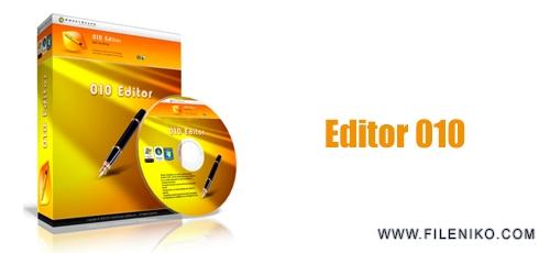 SweetScape 010 Editor - دانلود SweetScape 010 Editor 7.0.1  ویرایش فایل های HEX و TEXT